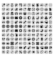 Car part icons vector image
