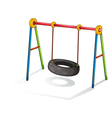 Play equipment vector image vector image