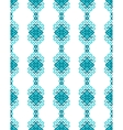 Ethnic seamless pattern with traditional ornament vector image vector image