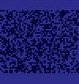 the random blue square mosaic tiles background