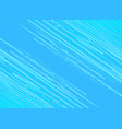 blue background hatch with halftone effect vector image vector image