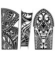 tattoo ornament vector image vector image
