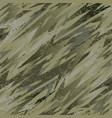 abstract camouflage seamless pattern texture vector image vector image