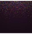 131016 1828 confetti falling vector image vector image