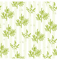 pine tree pattern simple of pine tree pattern for vector image
