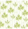 pine tree pattern simple pine tree pattern vector image