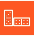 Domino Game vector image