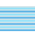Blue White Stripes Background vector image vector image