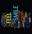 give your attitude a little altitude text vector image vector image