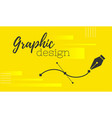 graphic design pen tool cursor computer vector image