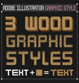 graphic styles for adobe