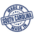 made in South Carolina vector image vector image