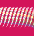 abstract background of chaotic pink yellow purple vector image vector image