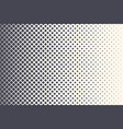 rhomboid halftone retro 80s simple rectangular vector image vector image