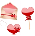 gift set valentines day vector image