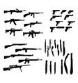 Weapons vector | Price: 1 Credit (USD $1)