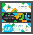 People idea logo eco logosocial and humanity vector image vector image