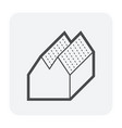 roshape icon vector image vector image