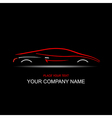 Car 09 019 vector image vector image