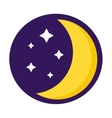 Sleep icon vector image vector image