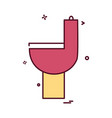Washroom icon design