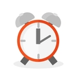 Clock watch alarm vector image vector image