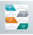 Web Design Element Frame Template vector image