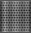 metal grid seamless background vector image vector image