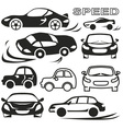 speed vector image vector image
