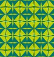 Quiet green pattern vector image vector image