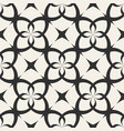 seamless geometric background pattern for textile vector image