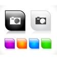 web site menus vector image vector image