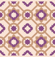 tile decorative floor tiles pattern vector image vector image