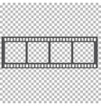 blank film frame stock vector image vector image