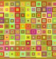 geometric abstract modern vivid vector image
