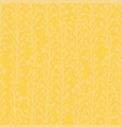 yellow nature texture background seamless vector image vector image