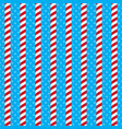 candy canes background vector image vector image