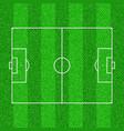 football pitch wallpaper vector image vector image
