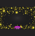 glitter particles background effect for vector image