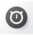 stopwatch icon symbol premium quality isolated vector image