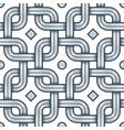 viking seamless pattern - engraved silver vector image vector image