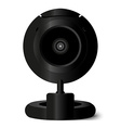 Web Camera for computer and notebook vector image vector image