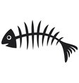 Black fish bone