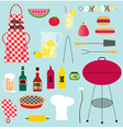 bbqclipart vector image vector image