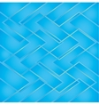 blue background with golden lines vector image