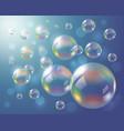 soap bubbles background eps10 file contains vector image