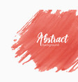 abstract hand painted watercolor background with vector image