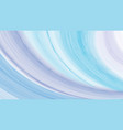 abstract purple-blue wave background creative vector image vector image