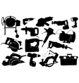 power tools vector image vector image