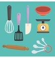 Baking icon design vector image